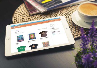 apparel website 400x284 Portfolio