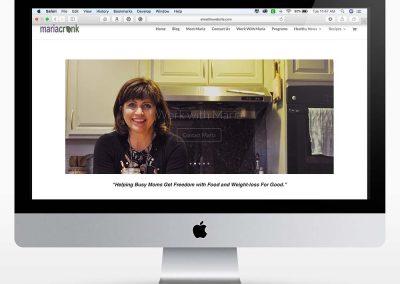 healthcoach website 400x284 Portfolio