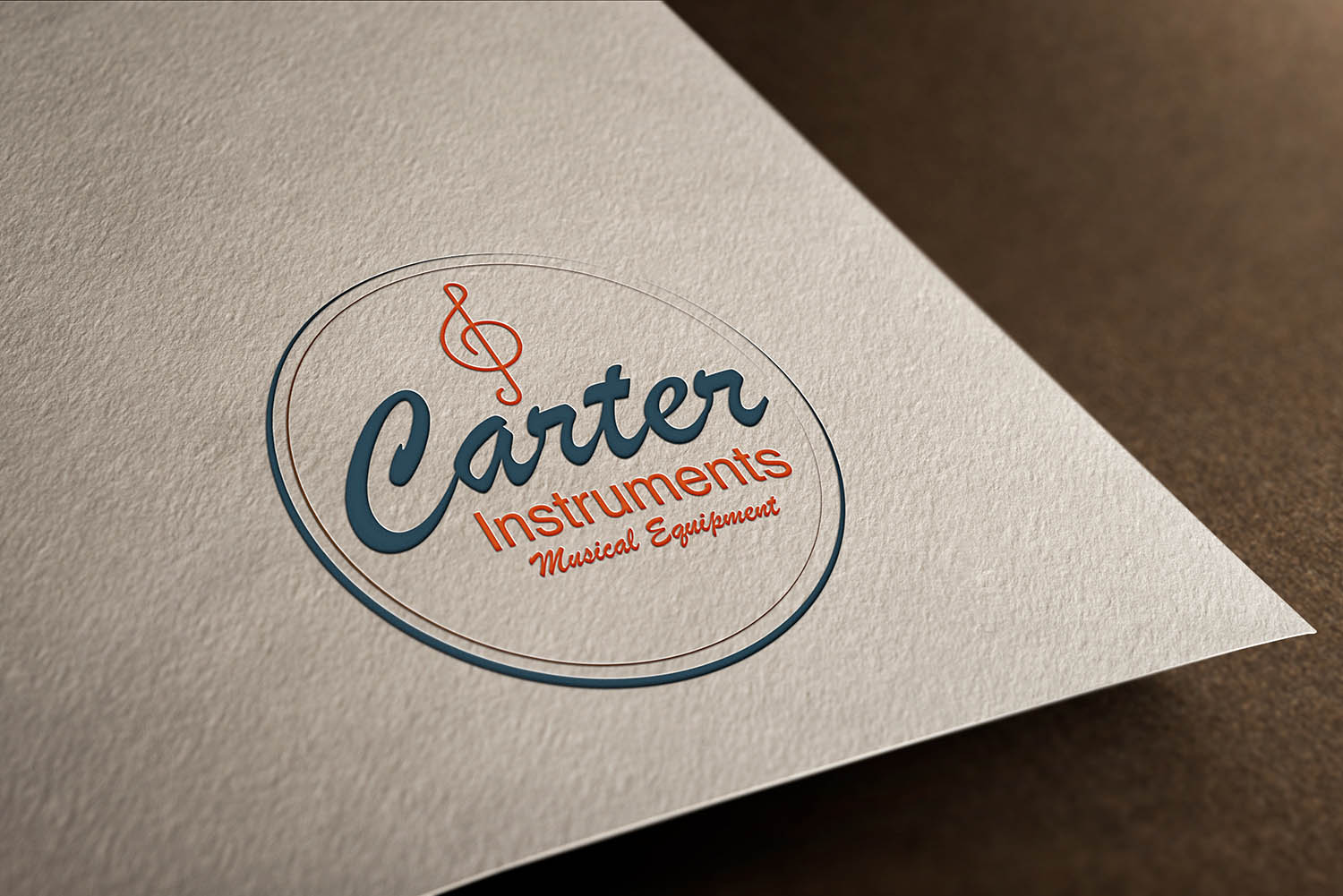carterinstruments Logo Design
