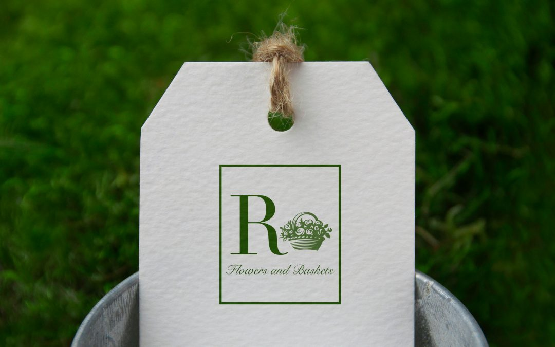 Local Florist – Logo and Print Design