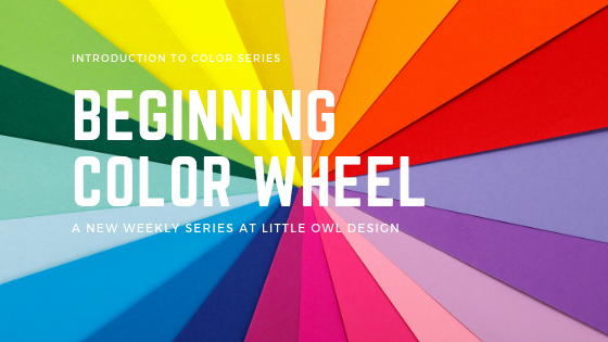 Beginning Color Wheel