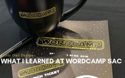 What I Learned at WordCamp Sacramento