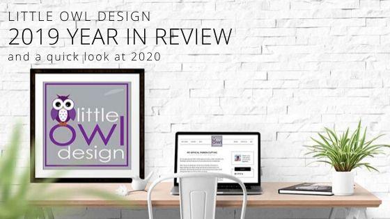 Little Owl Design Hero Graphic