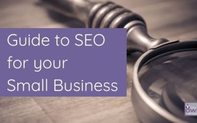 Guide to SEO for Your Small Business